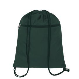 Bottle Green Senior Gym Bag