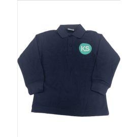 Kisharon Long Sleeve Polo Shirt