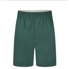 Bottle Green Sports Shorts