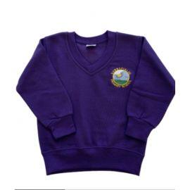 Sunnyfields V-Neck Sweatshirt