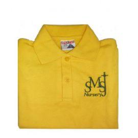 SMSJ Nursery Polo Shirt