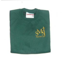 SMSJ Nursery Sweatshirt